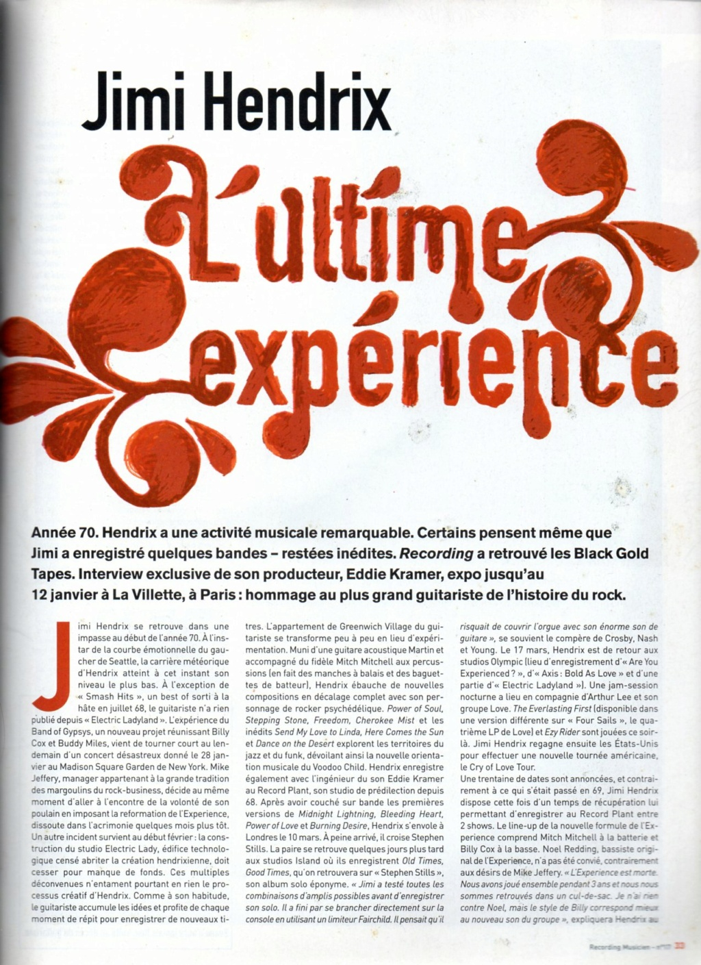 Magazines Français 1989 - 2014 - Page 2 Record11