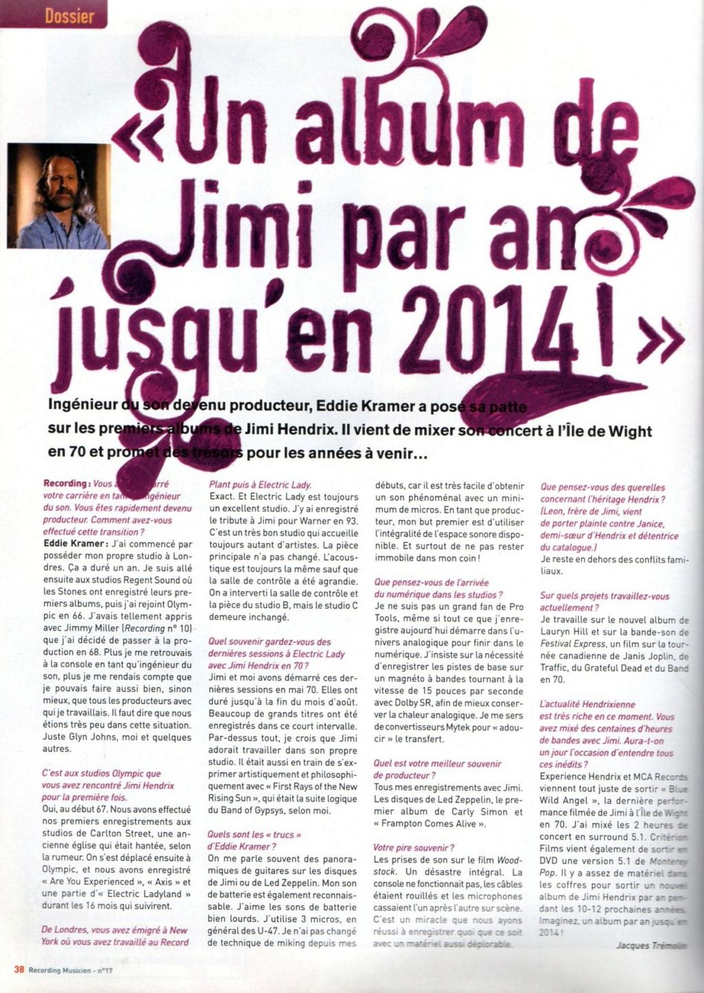 Magazines Français 1989 - 2014 - Page 2 Record17
