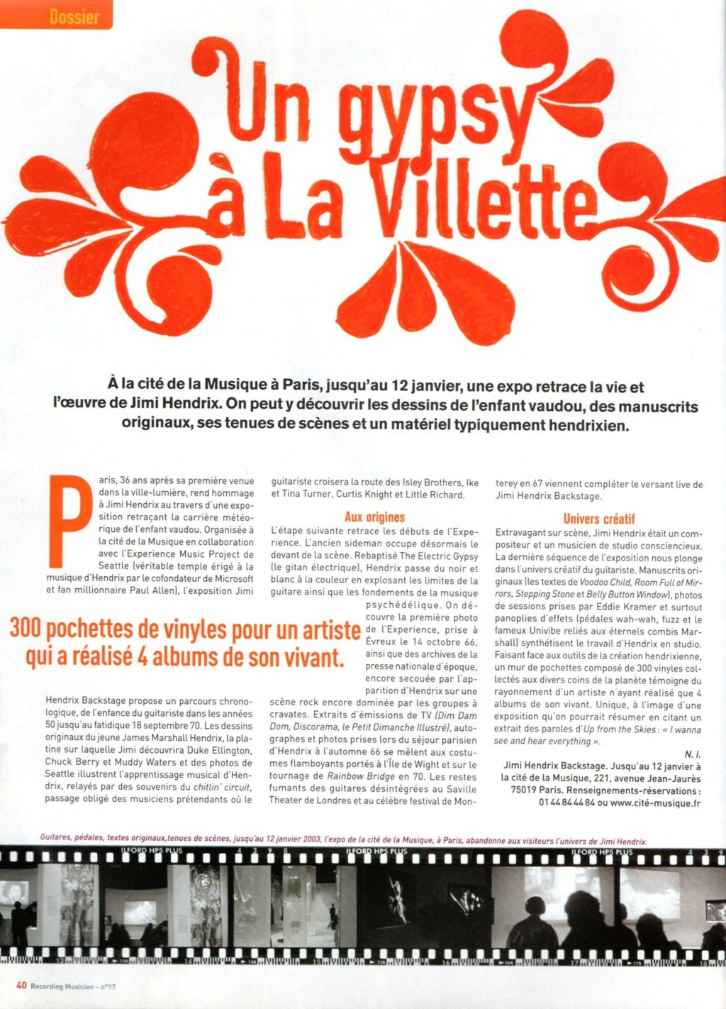 Magazines Français 1989 - 2014 - Page 2 Record19