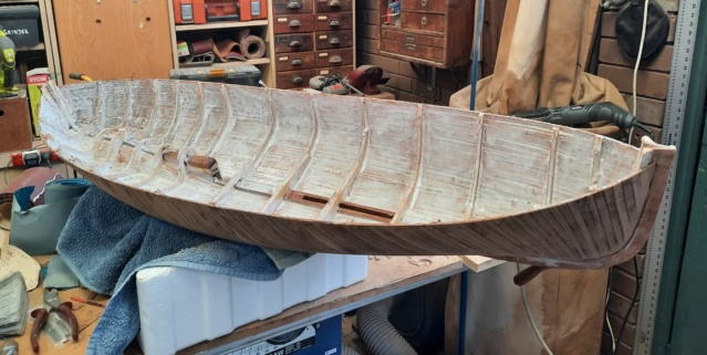 """Queenscliffe"" Build (Watson Class Lifeboat) Diagon15"