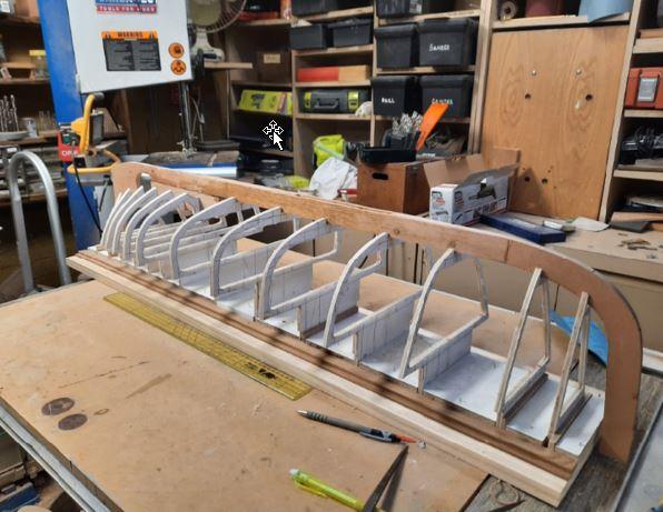 """""""Queenscliffe"""" Build (Watson Class Lifeboat) Queens20"""