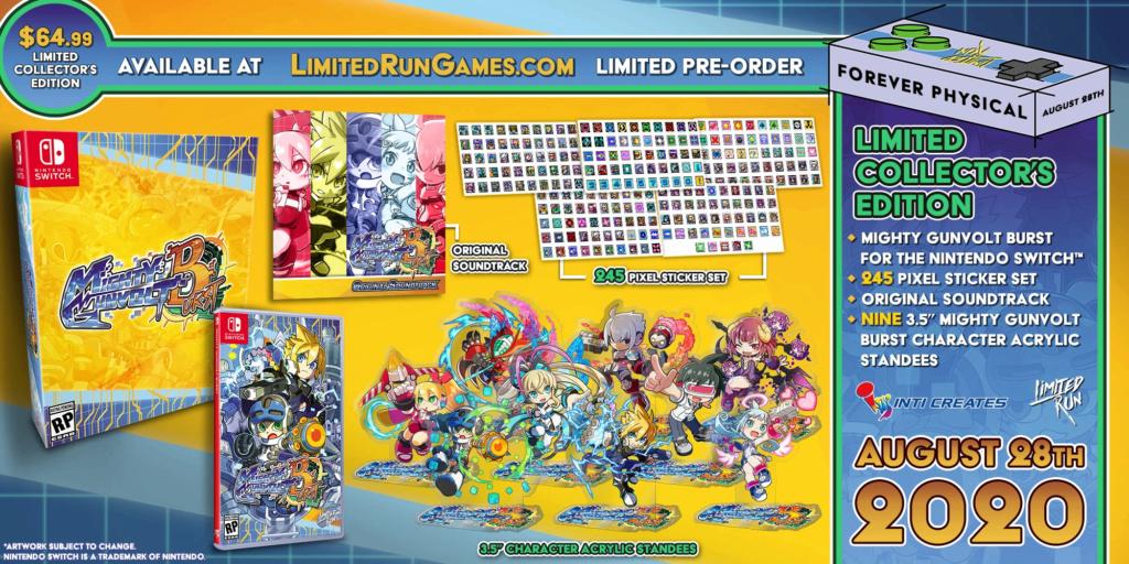 Limited Run et compagnie, les jeux démat' qui sortent en boite :) - Page 18 Mighty10