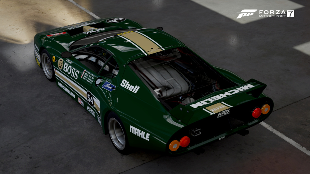 TEC R4 24 Heures du Mulsanne - Livery Inspection - Page 6 47f26310