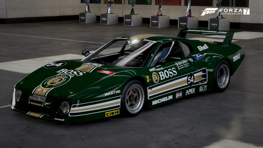 TEC R4 24 Heures du Mulsanne - Livery Inspection - Page 6 82f05b10