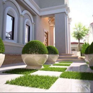 تنسيقات حدائق منزلية Intern22