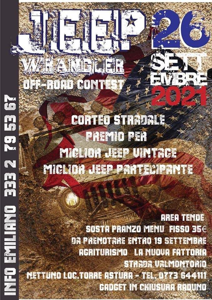 1° raduno Jeepers 2021 Nettuno Rally Off-Road 23489210