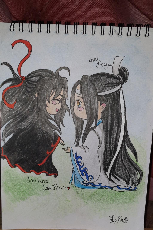 YaoYao disegni(disagi) 20201214
