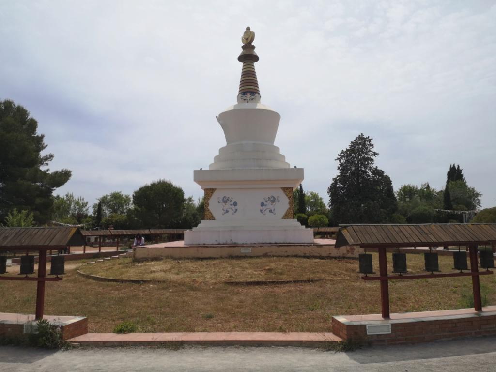 Ruta al templo budista de Garraf Img_2071