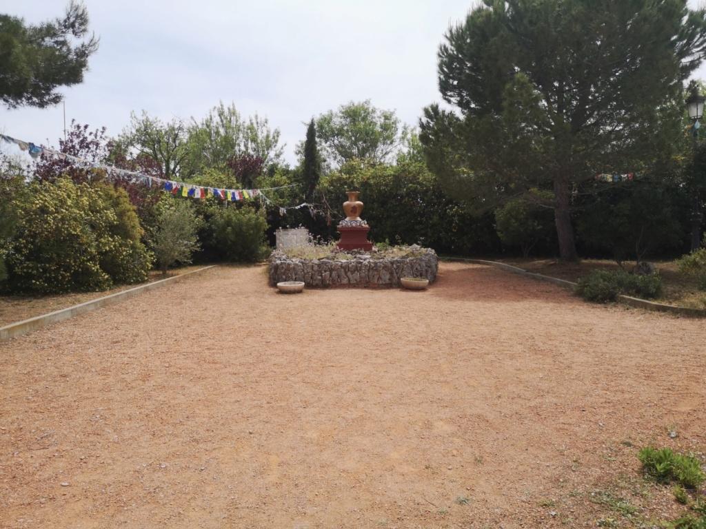 Ruta al templo budista de Garraf Img_2075