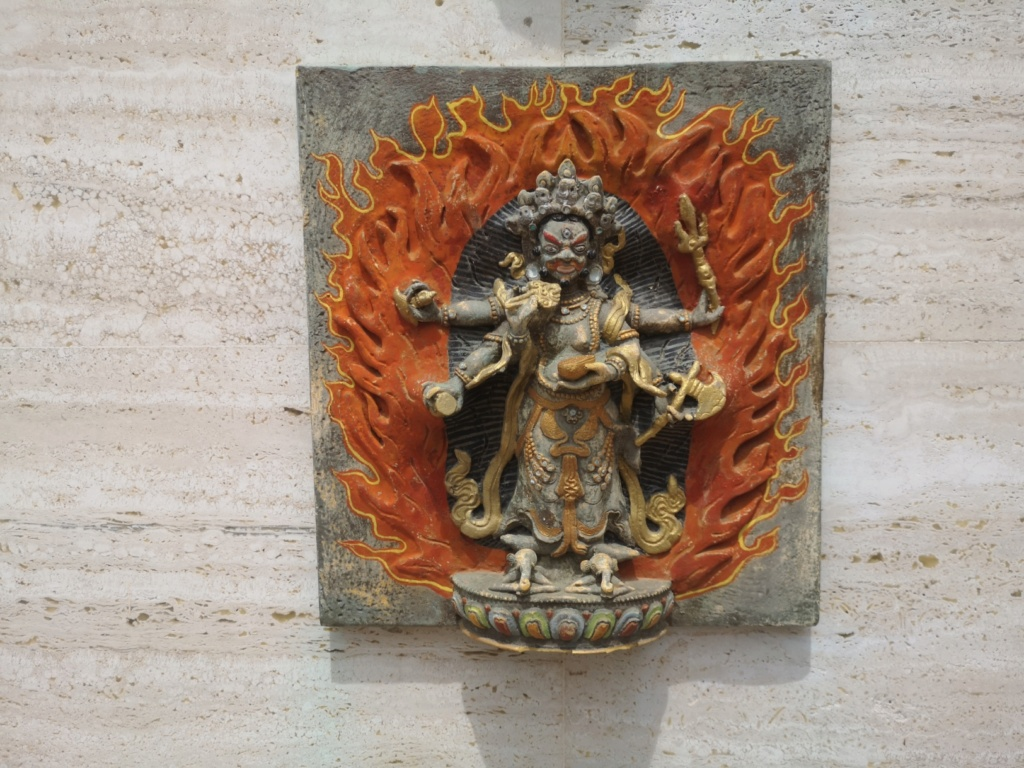 Ruta al templo budista de Garraf Img_2082