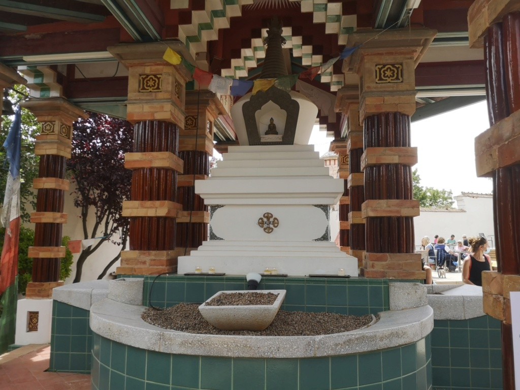 Ruta al templo budista de Garraf Img_2083