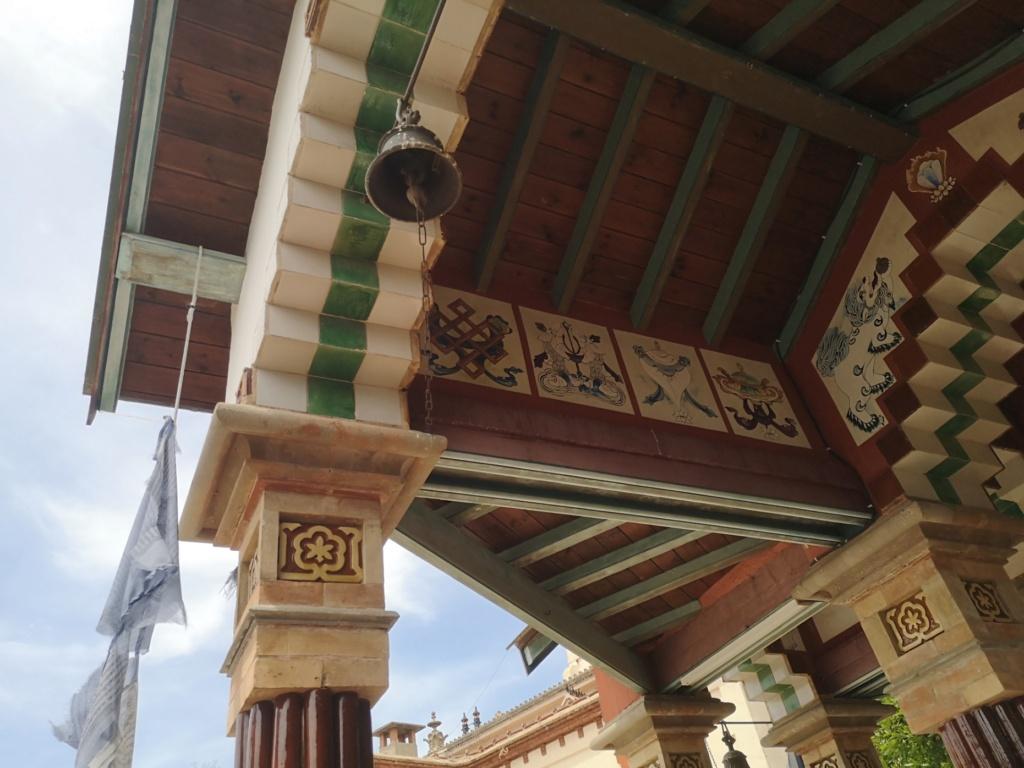 Ruta al templo budista de Garraf Img_2084
