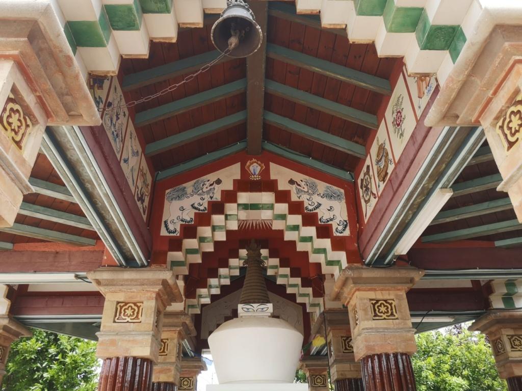 Ruta al templo budista de Garraf Img_2085