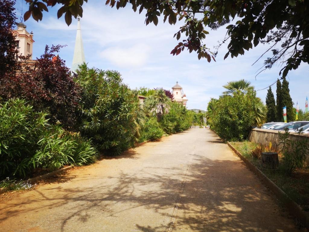 Ruta al templo budista de Garraf Img_2087