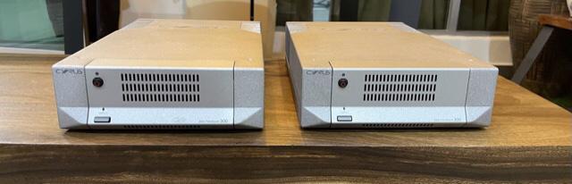 Cyrus Mono X300 power amplifier  00cab910