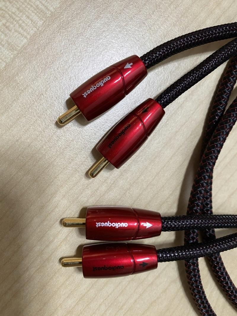 Audioquest Golden Gate analog RCA C9e34410