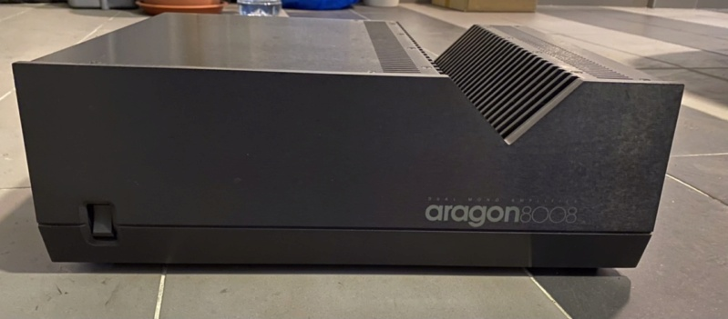 aragon18K MKii preamp/8008 dual mono amp/ Power supply Df9af810