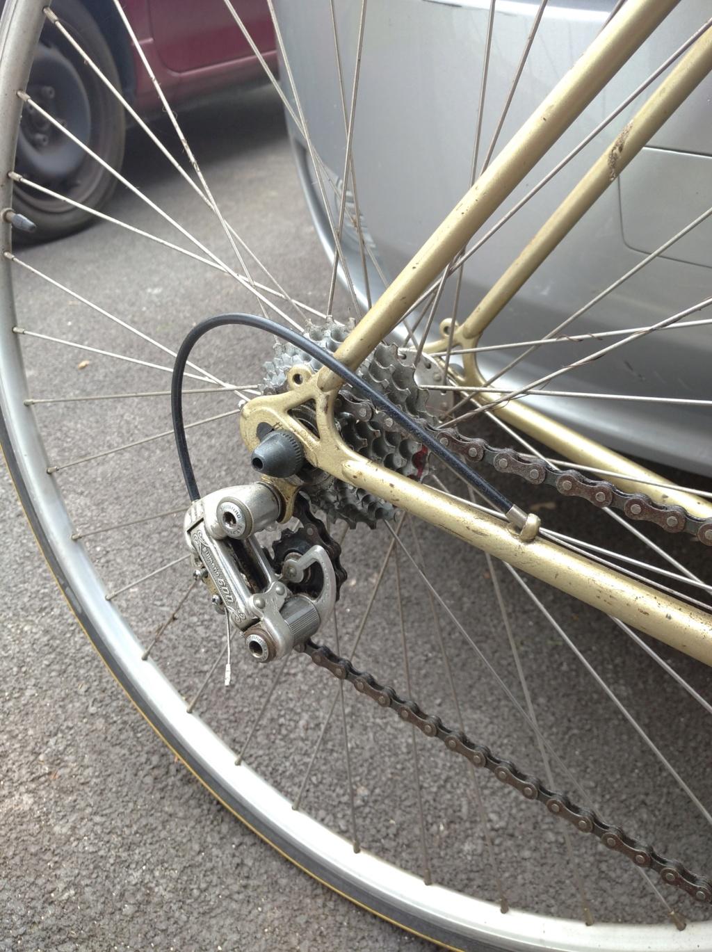 Cycles dubau Shimano 600 Img_2094