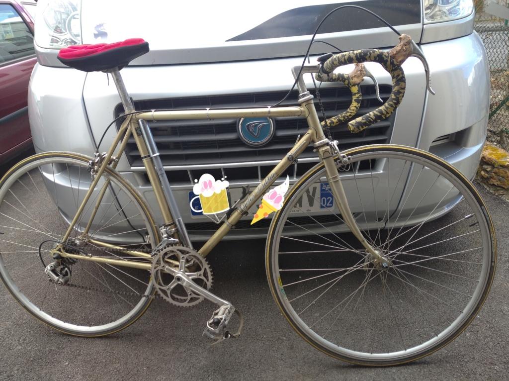 Cycles dubau Shimano 600 Img_2095