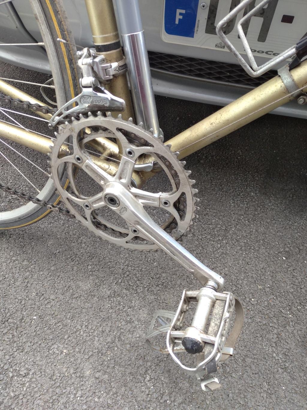 Cycles dubau Shimano 600 Img_2096