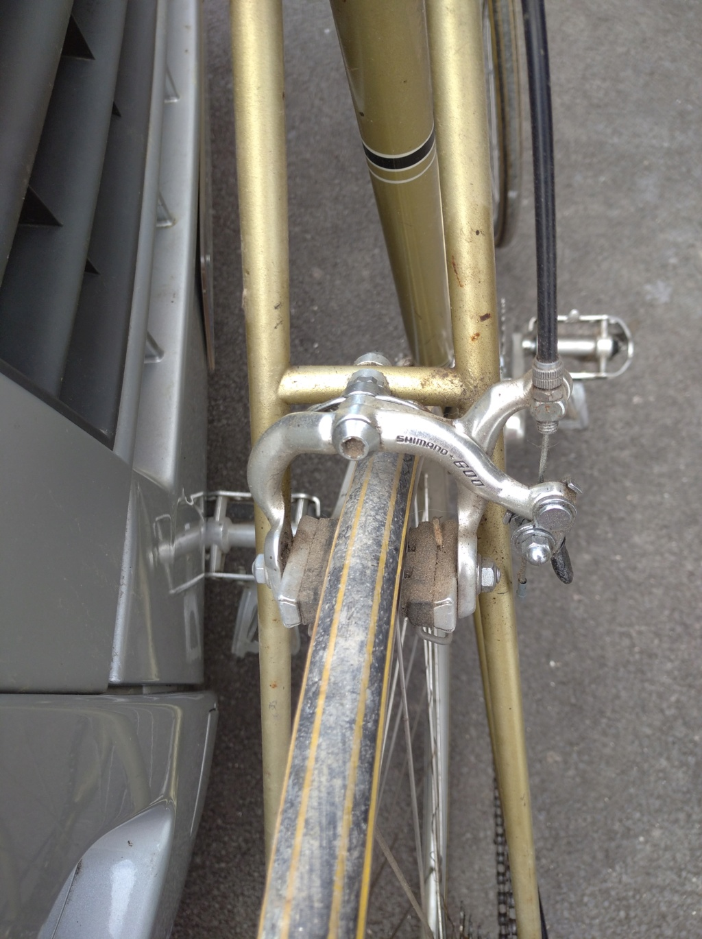 Cycles dubau Shimano 600 Img_2100