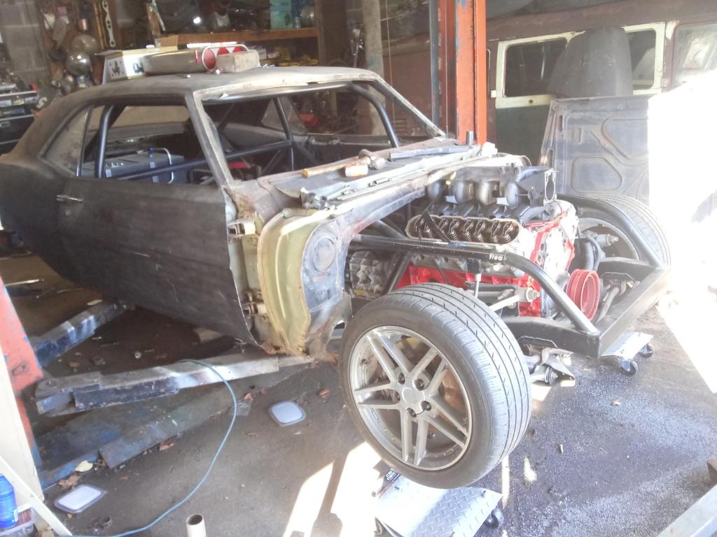 lunatic 69 camaro build thread 20210210
