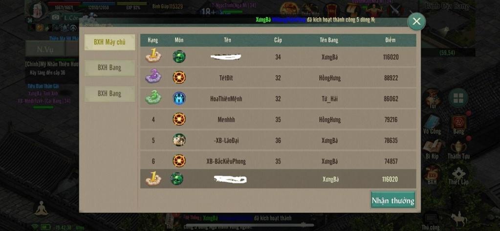 Hack Võ Lâm Truyền Kỳ 1 Mobile miễn phí 17117710