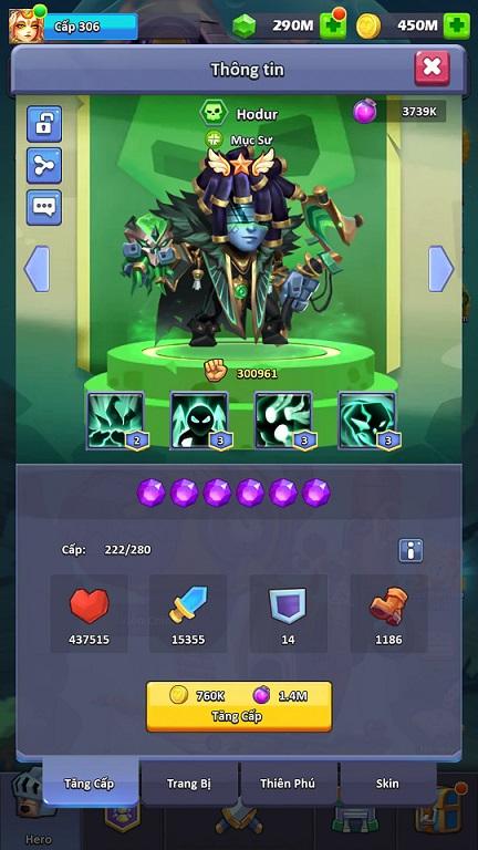 Hack TapTap Heroes 2021 22511110