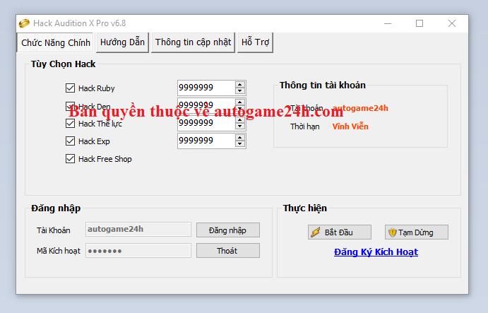 Hack Audition X 2021 Audisi10