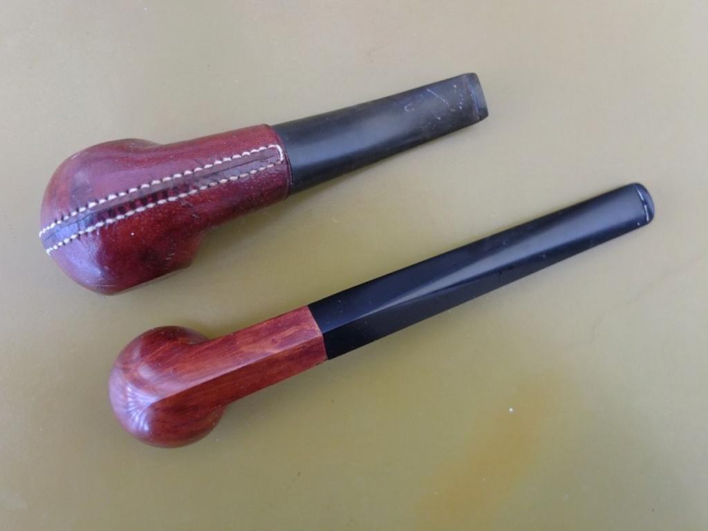 (Lot VENDU) : 2 pipes (lot ou unitaire) Optimi12