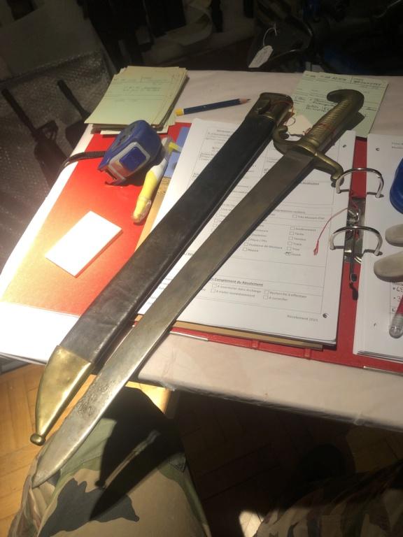 Comment dater un glaive d'infanterie prussien Image10