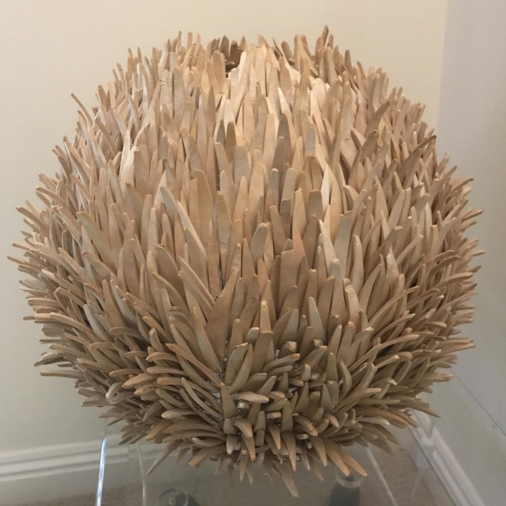 "Help with ID of my ""hedgehog"" lamp Img_3910"