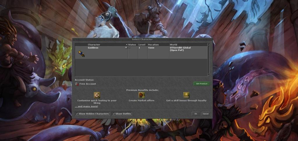 gameworldAuthentication] Account not found! 210