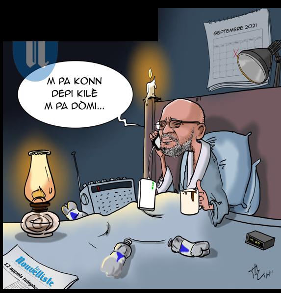 Haiti-accord  interhaitien: Reginald Boulos a dit ''OUI'' à Ariel Henry 05317610
