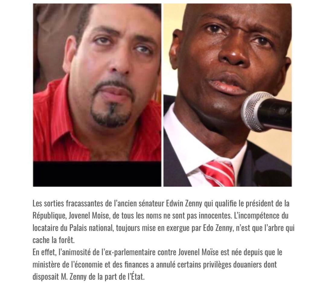 Qui a tué le président haïtien ? 6dc25610