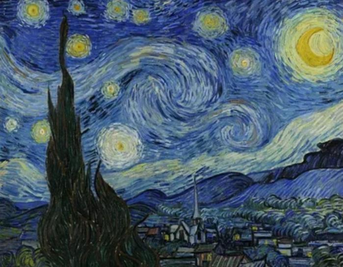 "Ван Гог Тайна ""Звёздной ночи"" Img_2044"