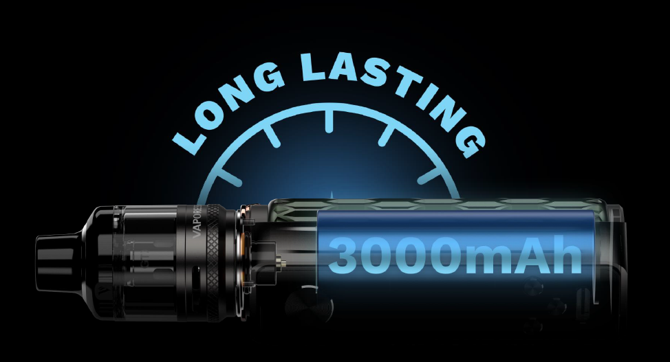Le mode F(t) de VAPORESSO dans le modèle Target 80 : Une nouvelle technologie pour une nouvelle ère O410
