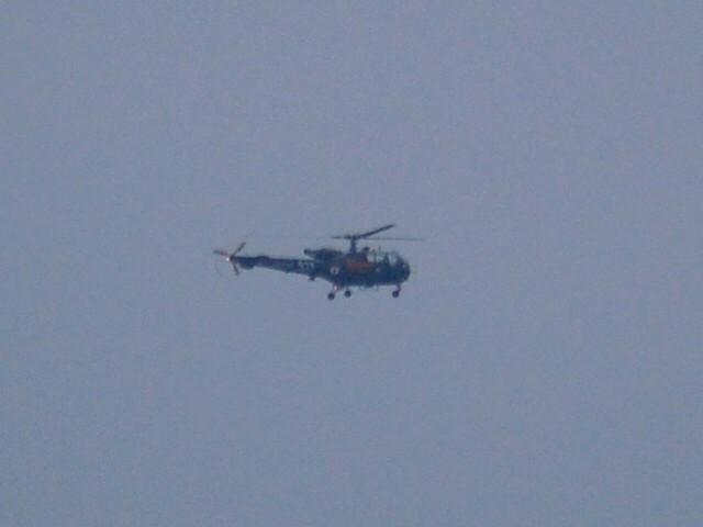 [Aéronavale divers] Alouette 3 110