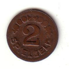 Ficha: Spielgeld (Alemania) X210