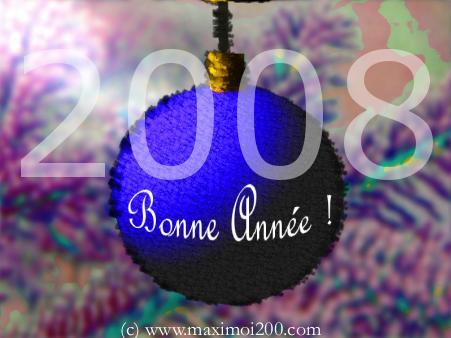 NOUVELLE ANNEE Boule_10