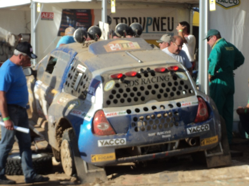 Recherche photos N°6 Proto Clio SDS RACING aux 24H TT 2012 Dsc02122