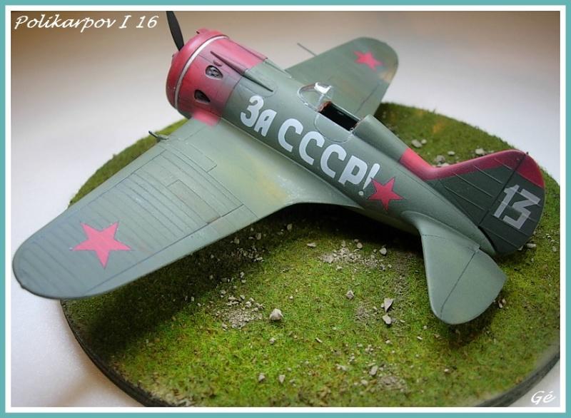 1/48 Polikarpov I 16 Academy Dscn0038