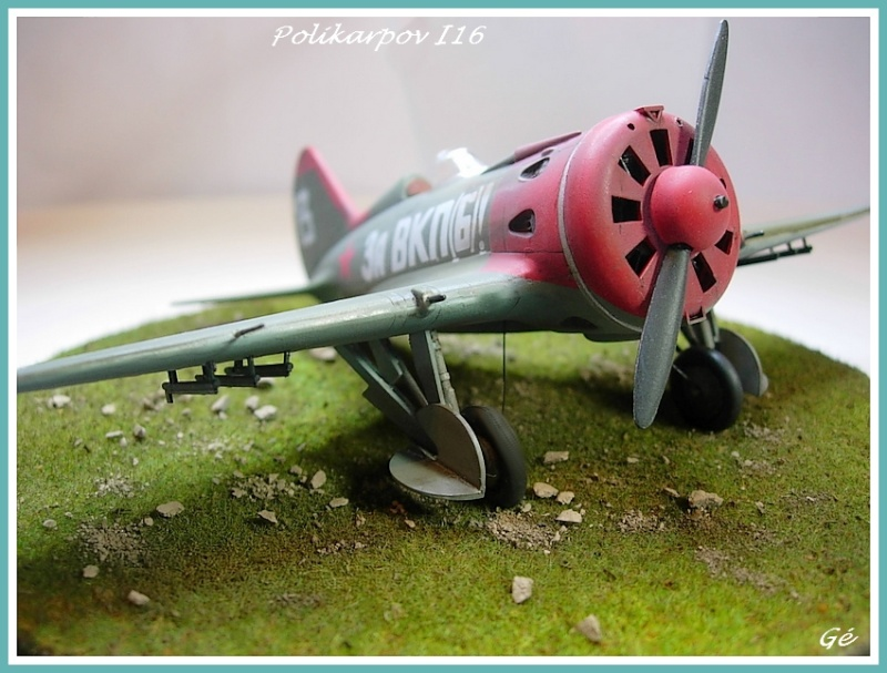 1/48 Polikarpov I 16 Academy Dscn0039