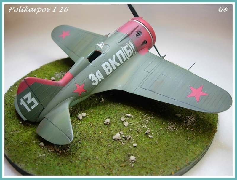 1/48 Polikarpov I 16 Academy Dscn0040