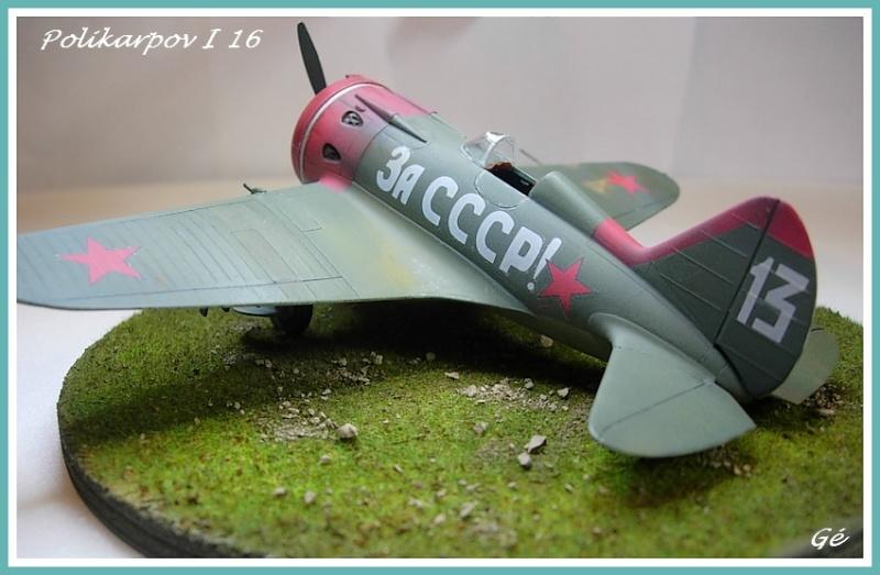 1/48 Polikarpov I 16 Academy Dscn0041