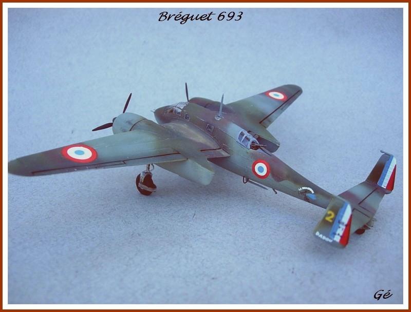 Bréguet 693 1/72 Smer ( ex Heller) Dscn0316