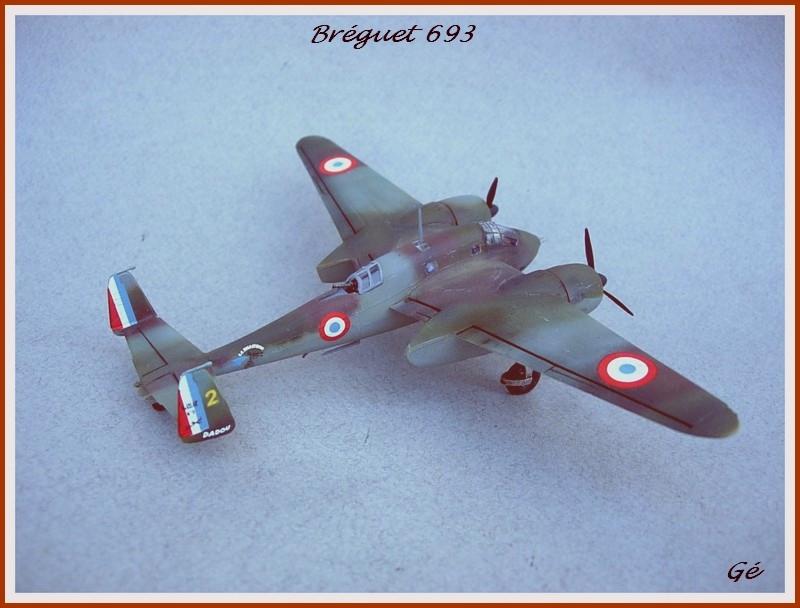 Bréguet 693 1/72 Smer ( ex Heller) Dscn0317