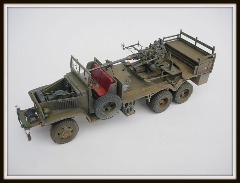 GMC + Bofors Hobby boss 1/35 Dscn0419