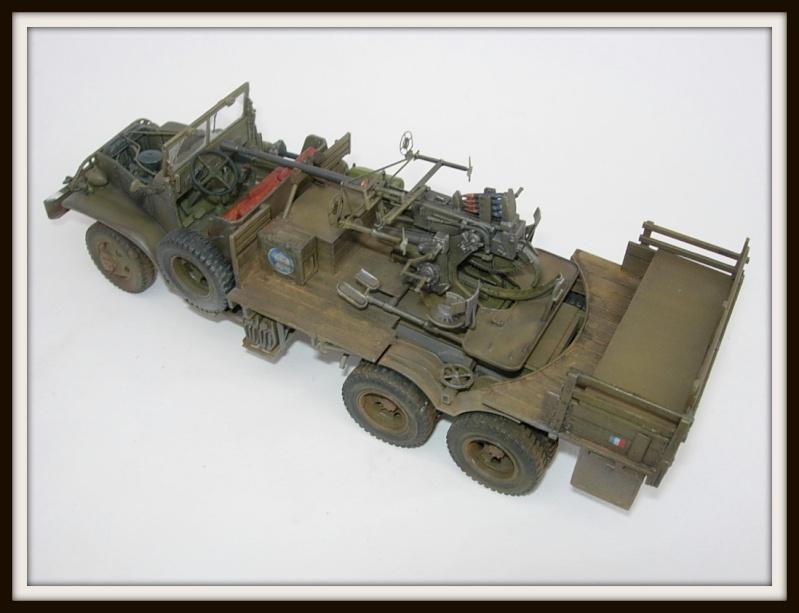 GMC + Bofors Hobby boss 1/35 Dscn0420