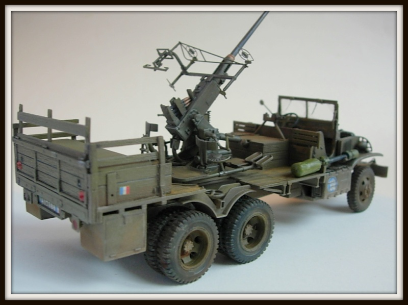 GMC + Bofors Hobby boss 1/35 Dscn0421